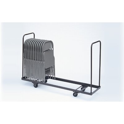 Correll, Inc. Chair Truck for Standing Folding Chairs