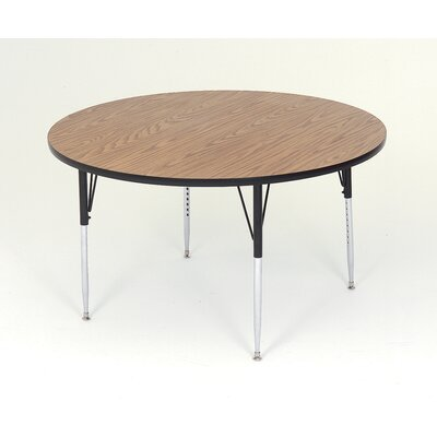 Correll, Inc. Round Activity Table with Short Legs