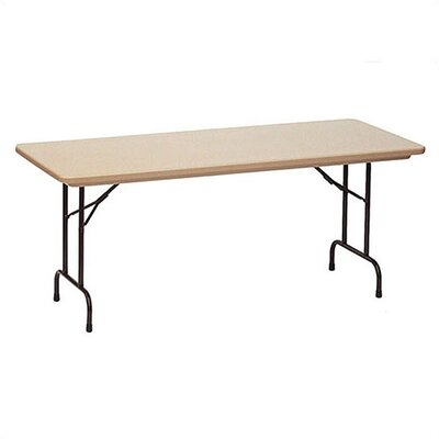 Correll, Inc. Standard Plastic Folding Table
