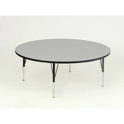 Correll, Inc. Econoline Melamine Round Activity Table