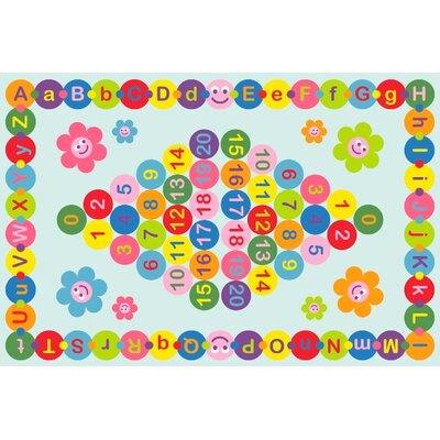 Fun Rugs Fun Time Happy Learning Kids Rug