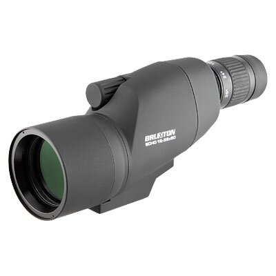 ECHO 50mm Spotting Scope with12-36x Eyepiece, Straight Spotting Scope