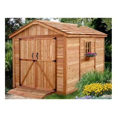 summers outdoor storage shed reviews