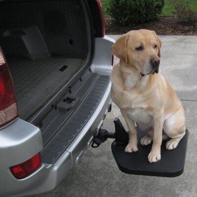"Heininger Holdings LLC Portable Pet Twistep SUV 22"" Pet Ramp"