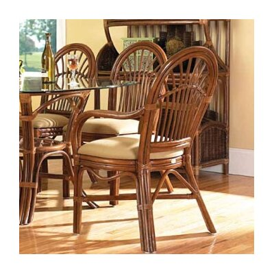 Boca Rattan Amarillo Arm Chair