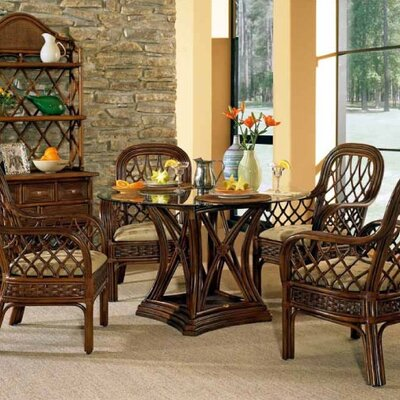 Boca Rattan Coco Cay Dining Table
