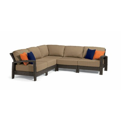 Tropitone Evo Sectional with Cushions