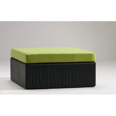 Tropitone Mobilis Ottoman with Cushion