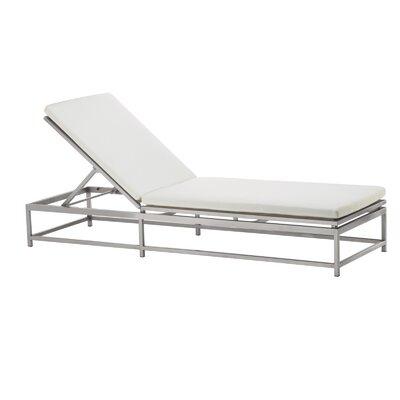 Tropitone Cabana Club Chaise Lounge with Cushion