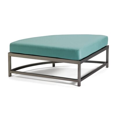 Tropitone Cabana Club Ottoman with Cushion