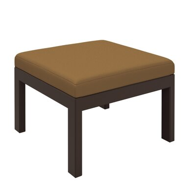 Tropitone Lakeside Ottoman with Cushion