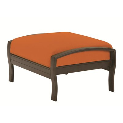 Tropitone Ravello Ottoman with Cushion