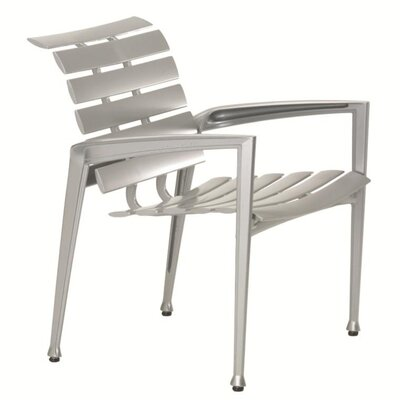 Tropitone Veer Dining Arm Chair