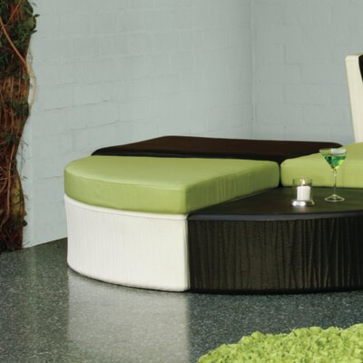 Tropitone Mobilis Sectional with Cushions