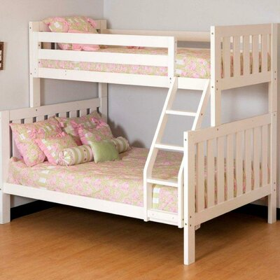 twin over full bunk bed with trundle plans