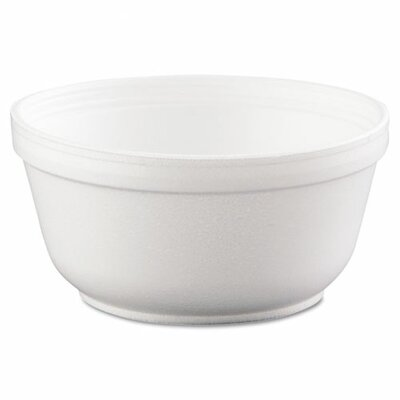 DART® 12 oz. Foam Bowl (Set of 1000)