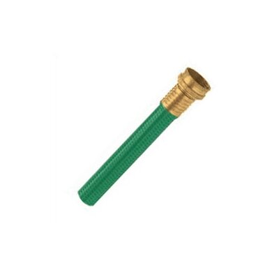 Abbott Rubber Company Green Plastic Water Hose Assembly