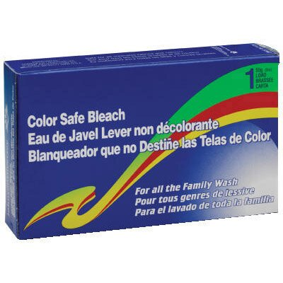 DIVERSEY™ 2 Oz Box Lever Color Safe Powder Bleach Vend Pack