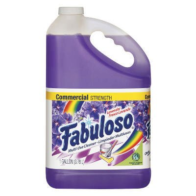FABULOSO® 1 Gallon All-Purpose Cleaner Lavender Scent Bottle