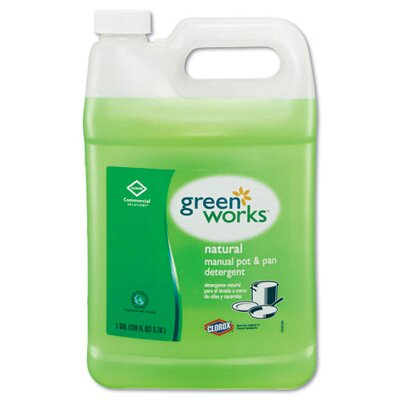 GREENWORKS ® 1 Gallon Natural Dishwashing Liquid Bottle