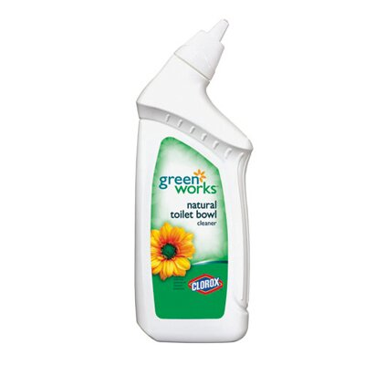 GREENWORKS ® 24 Oz Natural Toilet Cleaner Bottle