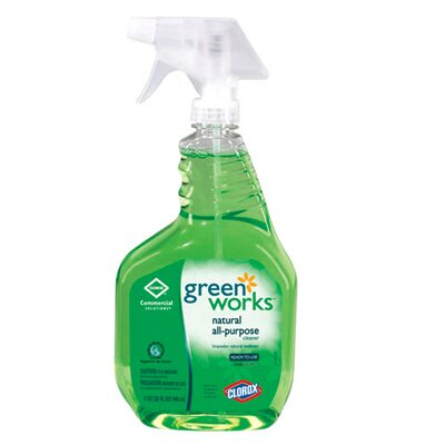GREENWORKS ® 1 Quart Natural All-Purpose Cleaner Bottle
