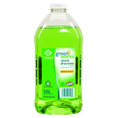 GREENWORKS ® 2 Quart Natural All-Purpose Cleaner Refill Bottle