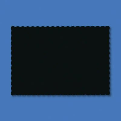 HOFFMASTER® Solid Color Placemats in Black