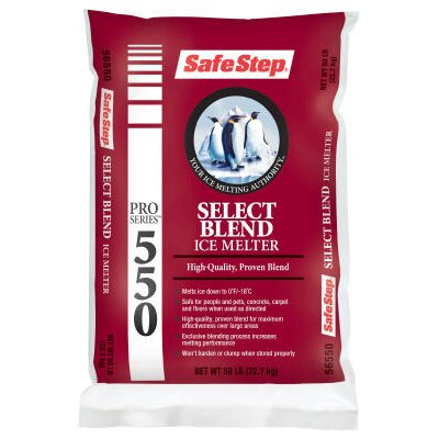 NORTH AMERICAN SALT Safe Step Pro Series 550 Select Blend Ice Melt - Bag