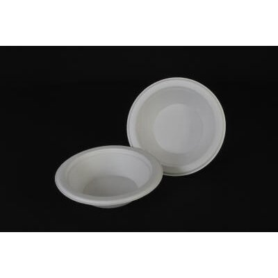 SCT® 12 oz ChampWare Heavyweight Paper Dinnerware Bowl in White