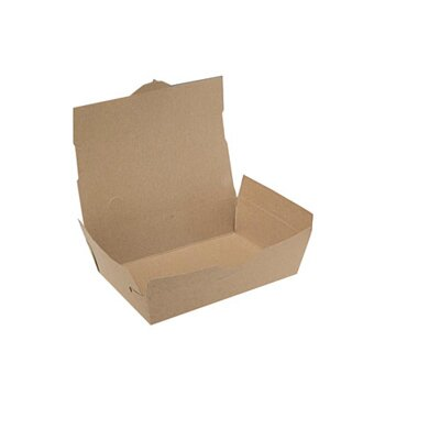 SCT® 4 lbs ChampPak Carryout Boxes in Brown