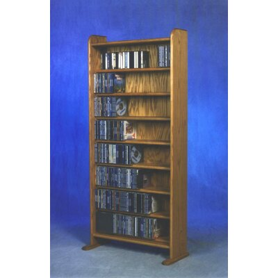 800 Series 440 CD Multimedia Storage Rack