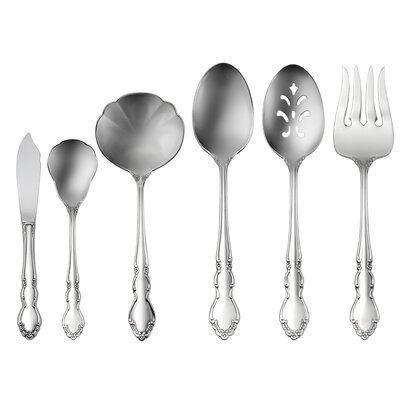 Dover 6 Piece Serving Set