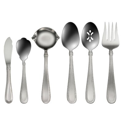 Interlude 6 Piece Serving Set