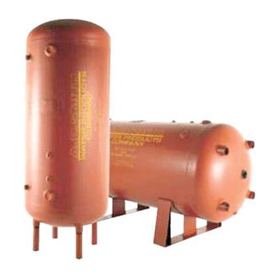 A.O. Smith DVE-80-6 Commercial Tank Type Water Heater Electric 80 Gal Gold Xi Series 6KW Input