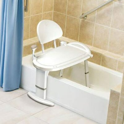 Creative Specialties by Moen Premium Transfer Bench