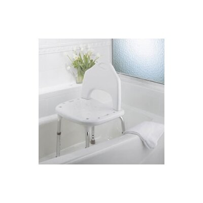 Creative Specialties by Moen Adjustable Shower Chair