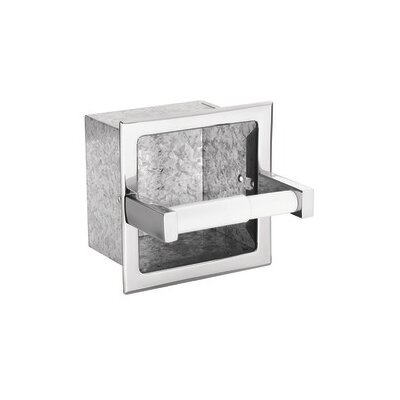 Hotel Motel Extra Roll Recessed Toilet Paper Holder Wayfair