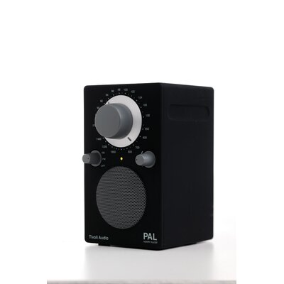 Tivoli Audio LLC The PAL Basic in Black