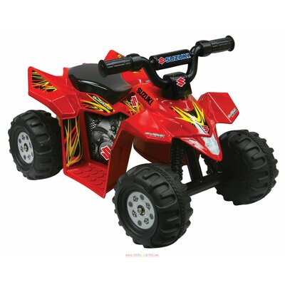 Kidz Motorz Suzuki Big 6V Battery Powered ATV