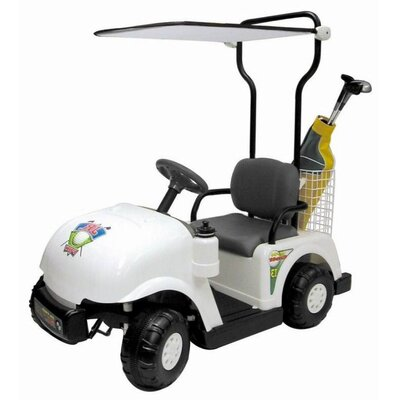 Kidz Motorz Golf Cart 6V Battery Powered Car
