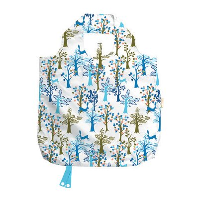 B. B. Begonia Reusable Shopping Tote