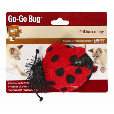 Petlinks System Go Go Bug Cat Toy