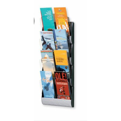 Paperflow 4 Pocket Letter Maxi System Wall Display