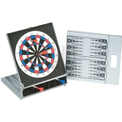 Magnetic Backgammon & Dart Game Set