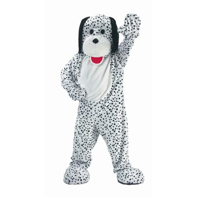 Dalmatian Mascot Adult Costume Set
