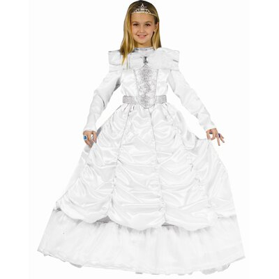 Dress Up America Royal Bride Children's Costume