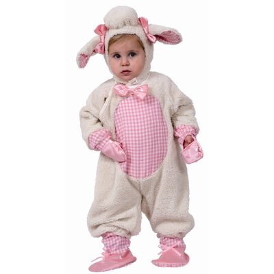 Dress Up America Grazing Lamb Children's Costume
