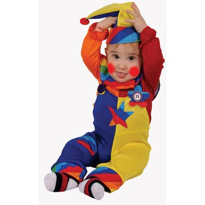 Dress Up America Cutie Clown Costume