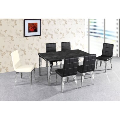 Tip Top Furniture Enzo 7 Piece Dining Set